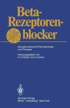 Beta-Rezeptorenblocker