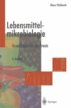 Lebensmittelmikrobiologie - Pichhardt, Klaus