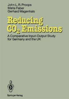 Reducing CO2 Emissions - Proops, John L. R.; Faber, Malte; Wagenhals, Gerhard