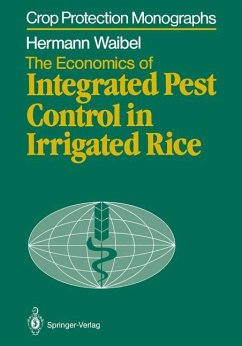 The Economics of Integrated Pest Control in Irrigated Rice - Waibel, Hermann