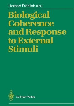 Biological Coherence and Response to External Stimuli