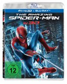 The Amazing Spider-Man 3D, 2 Blu-rays