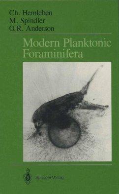 Modern Planktonic Foraminifera - Hemleben, Christoph; Spindler, Michael; Anderson, O. R.