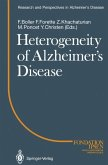 Heterogeneity of Alzheimer's Disease