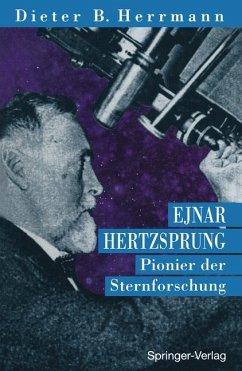 Ejnar Hertzsprung - Herrmann, Dieter B.