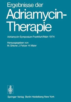 Ergebnisse der Adriamycin-Therapie
