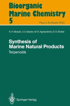 Synthesis of Marine Natural Products 1 - Albizati, K. F.; Martin, V. A.; Agharahimi, M. R.