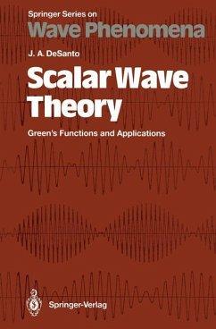 Scalar Wave Theory - DeSanto, John