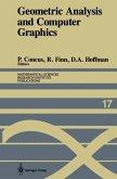 Geometric Analysis and Computer Graphics
