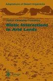 Biotic Interactions in Arid Lands