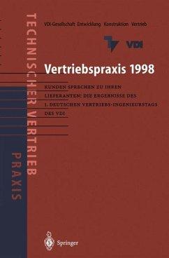 Vertriebspraxis 1998