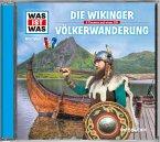 Die Wikinger / Die Völkerwanderung, 1 Audio-CD
