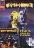 Geister-Schocker - Vampir-Grauen, m. Audio-CD