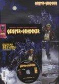 Geister-Schocker - Sumpf-Bestien, m. Audio-CD
