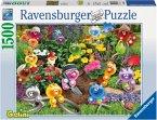 Gelini, Gartenarbeit (Puzzle)