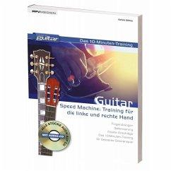 Guitar - Speed Machine, m. Audio-CD