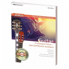 Guitar - Fretboard Hero, m. Audio-CD