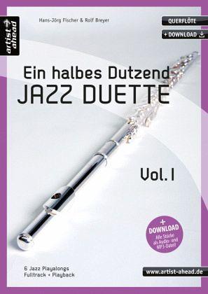 Ein halbes dutzend jazz duette querflöte von rolf breyer