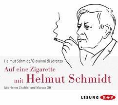 Auf eine Zigarette mit Helmut Schmidt, 3 Audio-CDs - Schmidt, Helmut; Di Lorenzo, Giovanni