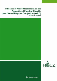 Influence of Wood Modification on the Properties of Polyvinyl Chloride based Wood Polymer Composites (WPC) - Müller, Marcus