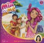 Das goldene Einhorn / Mia and me Bd.3 (1 Audio-CD)