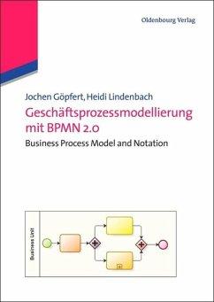 Geschäftsprozessmodellierung mit BPMN 2.0 - Göpfert, Jochen; Lindenbach, Heidi