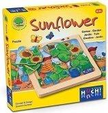 Sunflower (Holzpuzzle)