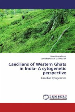 Caecilians of Western Ghats in India- A cytogenetic perspective