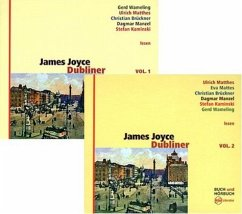Dubliner, 7 Audio-CDs - Joyce, James