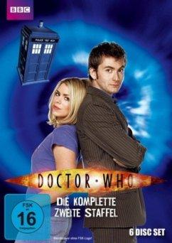 Doctor Who - Season 2 DVD-Box
