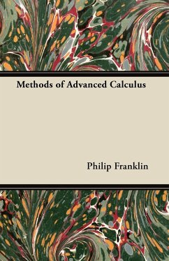 Methods of Advanced Calculus