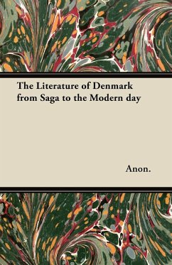 The Literature of Denmark from Saga to the Modern day
