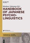 Handbook of Japanese Psycholinguistics