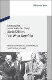 Die KSZE im Ost-West-Konflikt