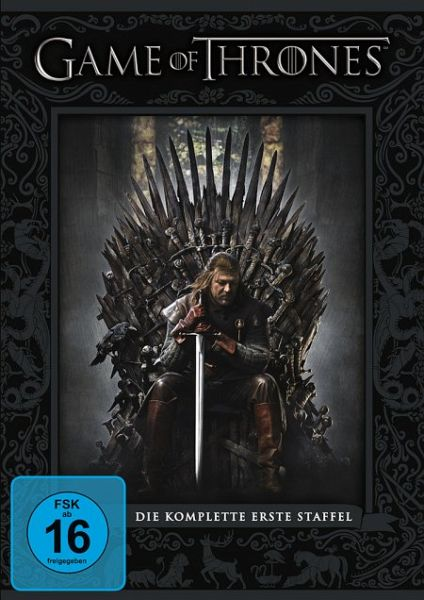 Game of Thrones - Die komplette erste Staffel (5 Discs ...