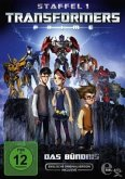 Transformers Prime - Staffel 1 (4 Discs)