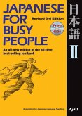 Japanese for Busy People II: Revised 3rd Edition [With CD (Audio)]