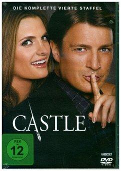 Castle - Die komplette vierte Staffel