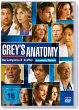 Grey's Anatomy - Die komplette 8. Staffel (DVD)