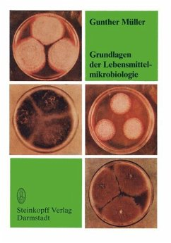 Grundlagen der Lebensmittelmikrobiologie - Müller, G.