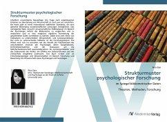 Strukturmuster psychologischer Forschung