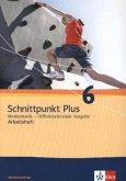Schnittpunkt Mathematik Plus. Differenzierende Ausgabe - Niedersachsen. Arbeitsheft mit Lösungsheft. 6. Schuljahr