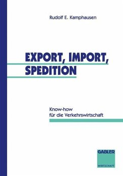 Export, Import, Spedition