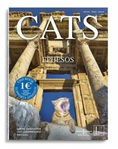 CATS OF EPHESOS - Ladstätter, Sabine; Lammerhuber, Lois; Gail, Niki