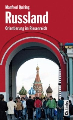 Russland (Mängelexemplar) - Quiring, Manfred