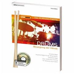 Drums - das 10-Minuten-Training, Bewegung der Hände