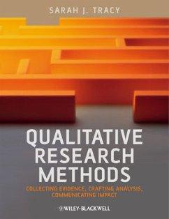 Qualitative Research Methods - Tracy, Sarah J.