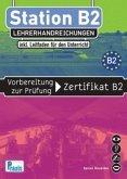 Station B2 - Lehrerhandreichungen inkl. Leitfaden