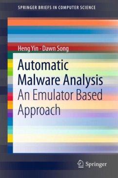 Automatic Malware Analysis - Yin, Heng;Song, Dawn