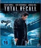 Total Recall - 2 Disc Bluray